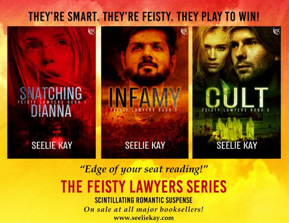 Feisty Lawyers.3books.release day