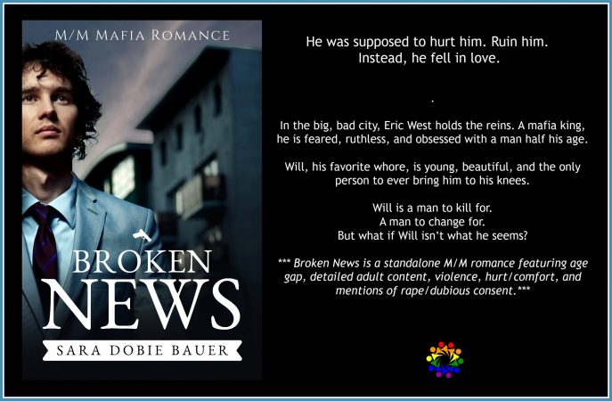 BROKEN NEWS BLURB