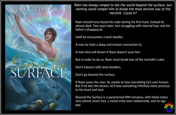 BEYOND THE SURFACE BLURB
