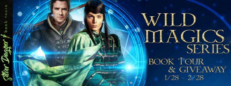 wild magic series banner