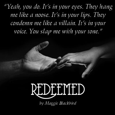 2 redeemed teaser 1