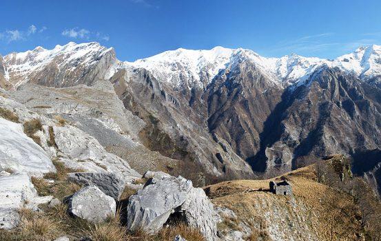 Apuan Alps - Katherine Mezzacappa