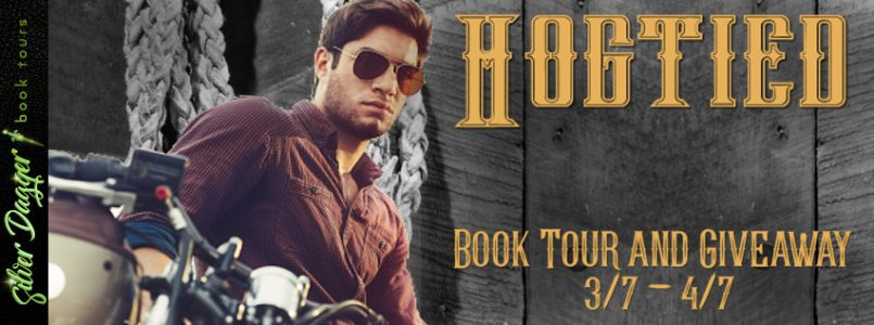 hogtied tour banner
