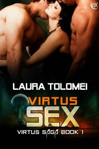 Laura Tolomei - Cover - Virtus Sex_400x600