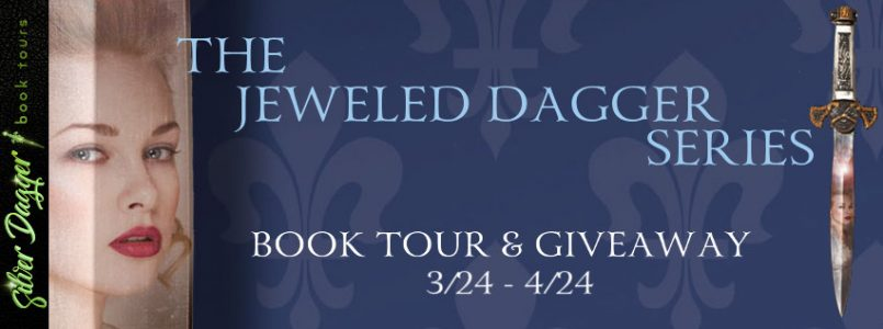 the jeweled dagger series banner