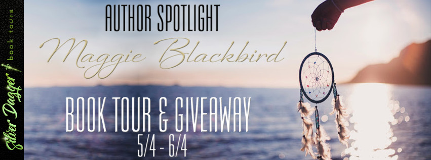 maggie blackbird banner