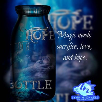 milk bottle sacrifice - Lynn Michaels