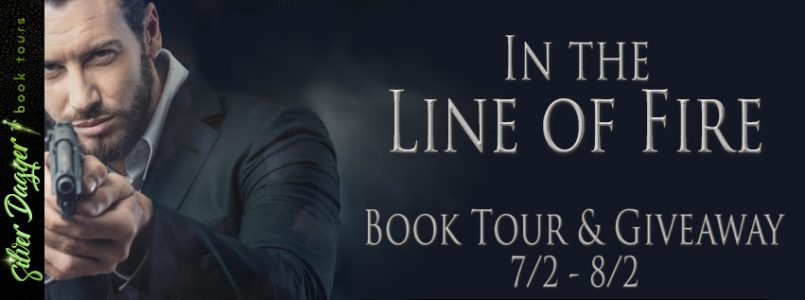 in the line of fire banner