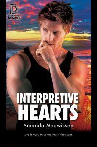 3 interpretive hearts