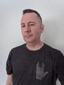 Kristoffer Gair Author Pic