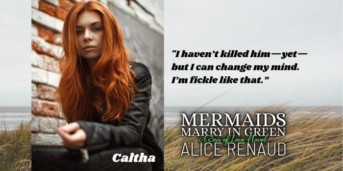 3 mermaids marry in green teaser 3