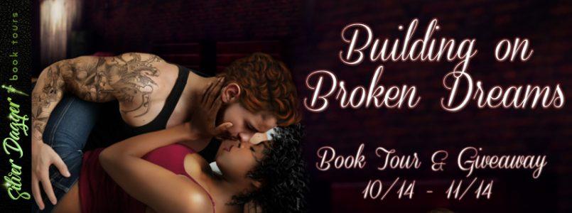 building on broken dreams tour banner