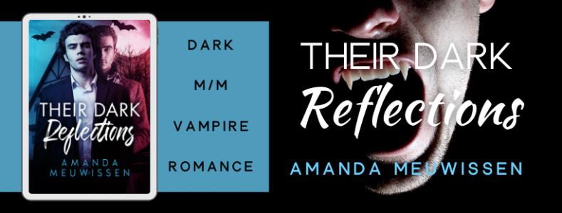 Their Dark Reflections Facebook Banner