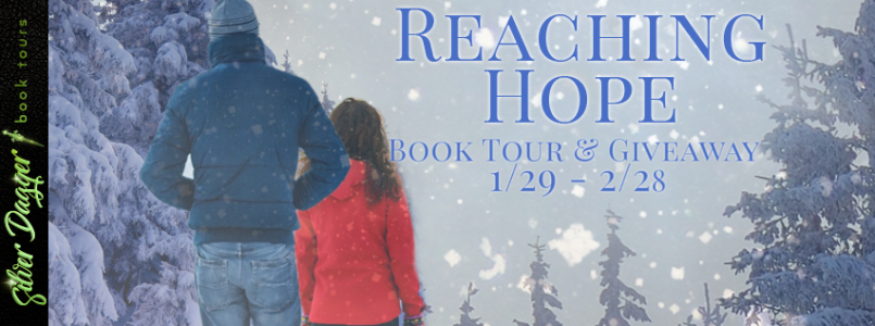 reaching hope tour banner