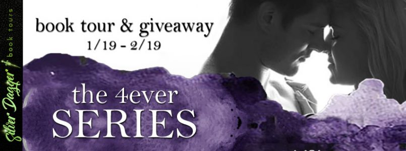the 4ever series banner